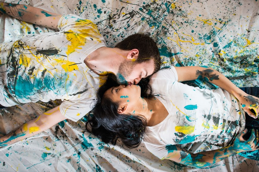 wedding, photography, engagement, minneapolis, lumen, adventurous, couture, paint