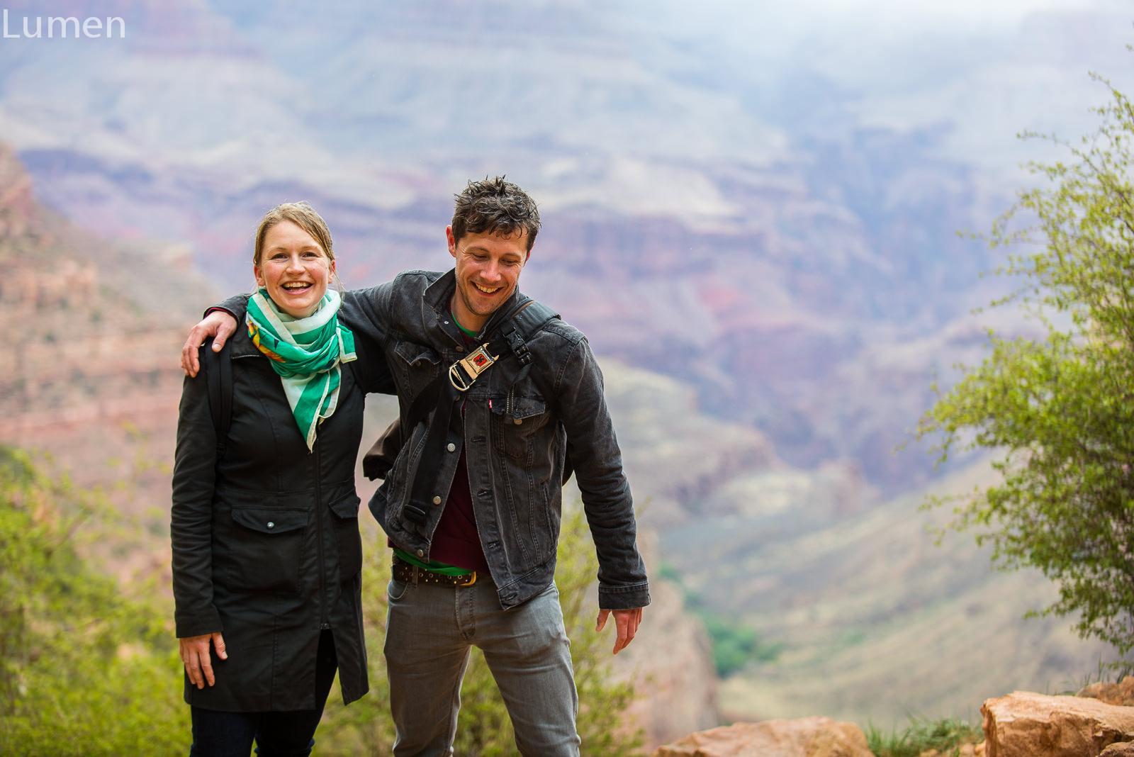 lumen photography, adventurous photos, couture, minnesota, arizona, grand canyon, personal, kelsey, evan, arizona travel photography
