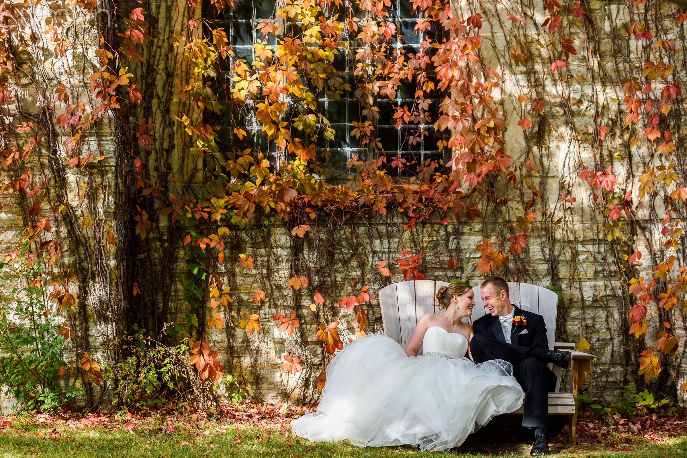 Boe Chapel Wedding Photos: Erin and Matt Part II - Lumen Photography.