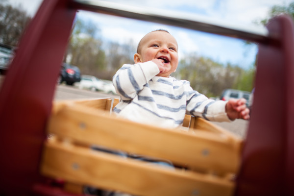 Minnesota Baby Portraits