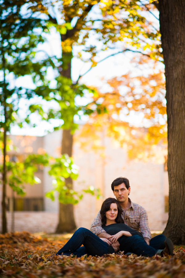 St. Olaf Engagement Photos