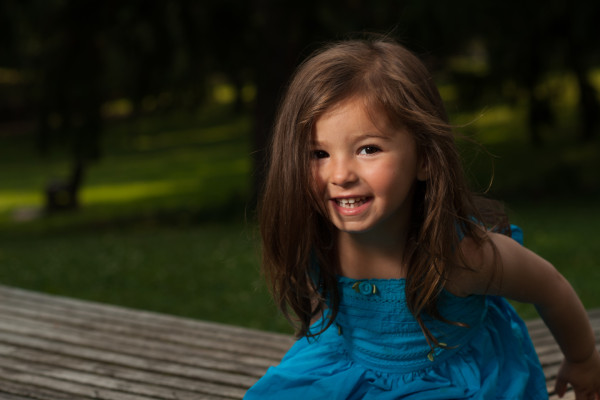 Lake Harriet Child Portraits