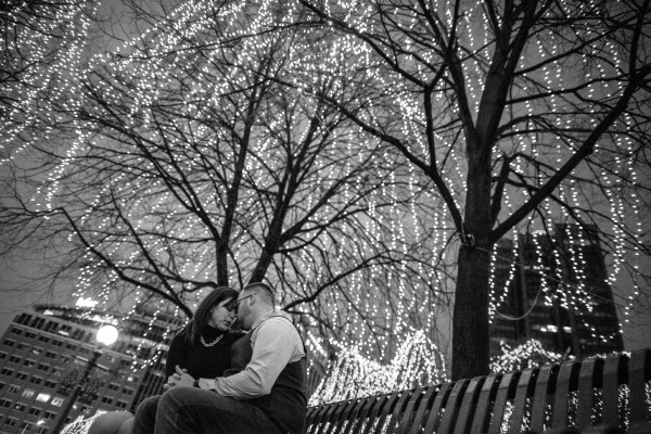 Rice Park Engagement Session