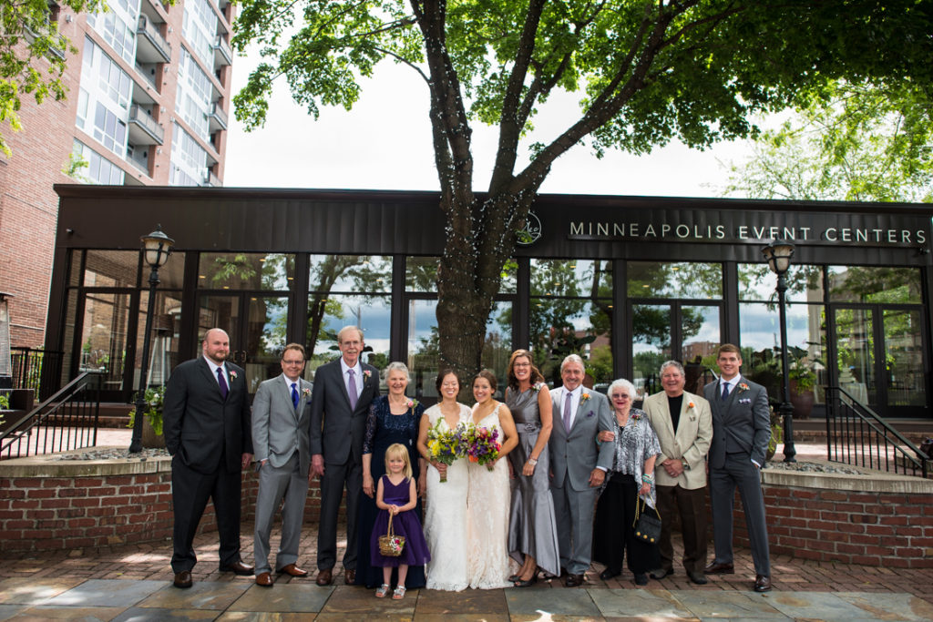 Lumen Photography Adventurous Minneapolis Minnesota Event Center Wedding Photos